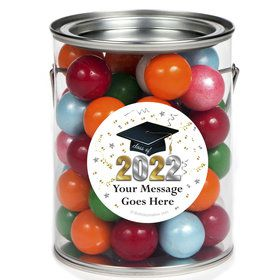 Graduation Year Personalized Paint Cans (6 Pack)