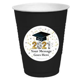 Graduation Year Personalized Party Cups