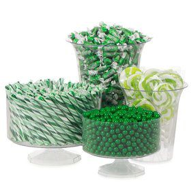 Green Candy Buffet Decorating Kit (Each)