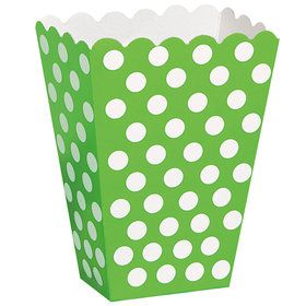Green Dot Treat Boxes