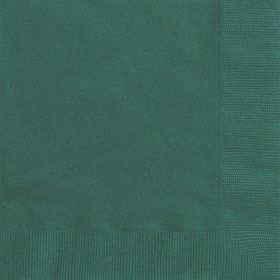Green Luncheon Napkins (50 Pack)