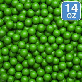 Green Sixlets 14oz (Each)