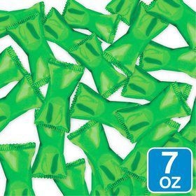 Green Wrapper Buttermints 7oz Bag (Each)