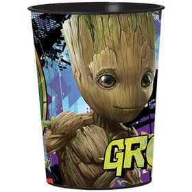 Guardians Of The Galaxy 16oz Plastic Favor Cup (Each)