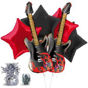 Guitar Balloon Kit (Each)