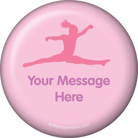 Gymnastics Personalized Magnet (Each)