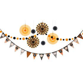 Halloween 9 pc Buffet Decoration Kit
