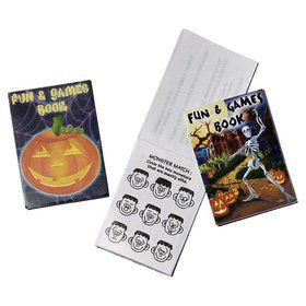 Halloween Activity Pad (12 Pack)