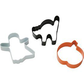 Halloween Cookie Cutter 3 Pc. Set (Each)
