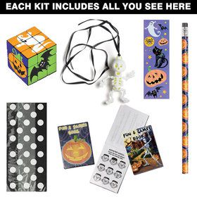 Halloween Favor Kit