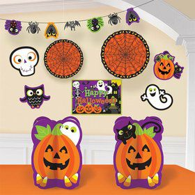 Halloween Fun Room Decorating Kit (Each)