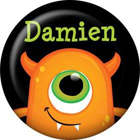 Halloween Personalized Mini Magnet (Each)