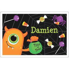 Halloween Personalized Placemat (Each)