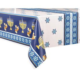 Hanukkah Celebrate Tablecover
