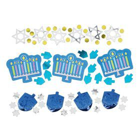Hanukkah Icons Mix Confetti