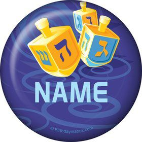 Hanukkah Personalized Magnet (Each)