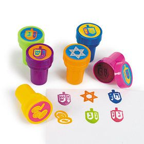 Hanukkah Stamps (24 Count)