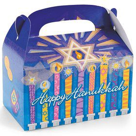 Hanukkah Treat Boxes (12 Pack)