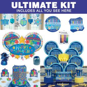 Hanukkah Ultimate Kit (Serves 8)