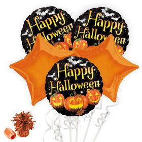 Happy Pumpkins Balloon Bouquet Kit