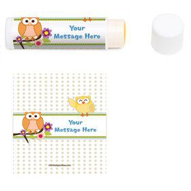Happy Tree Personalized Lip Balm (12 Pack)