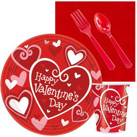 Happy Valentine's Day Classroom Pack (24)