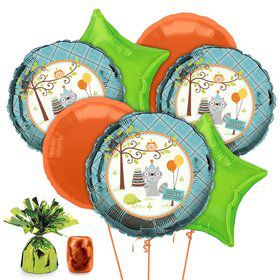 Happy Woodland Boy Balloon Kit (Each)