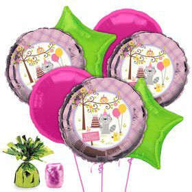 Happy Woodland Girl Balloon Kit (Each)