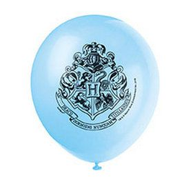 "Harry Potter 12"" Latex Balloons (8)"