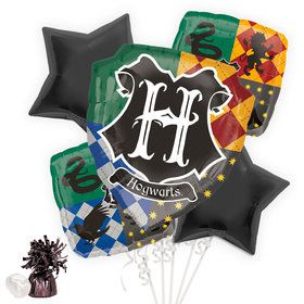 Harry Potter Deluxe Balloon Bouquet Kit