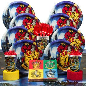 Harry Potter Deluxe Tableware Kit (Serves 8)