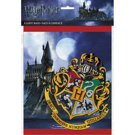 Harry Potter Loot Bags (8)
