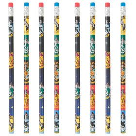 Harry Potter Pencil Favor Pack (8 Count)