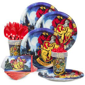 Harry Potter Standard Tableware Kit (Serves 8)