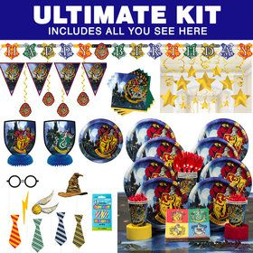 Harry Potter Ultimate Tableware Kit (Serves 8)
