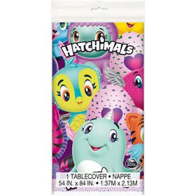 Hatchimals Plastic Tablecover (1)