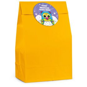 Hatching Animals Personalized Favor Bag (12 Pack)