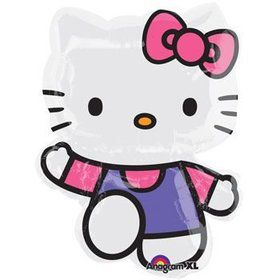Hello Kitty Balloon (each)