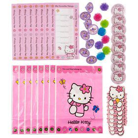 Hello Kitty Favor Pack