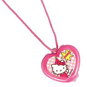 Hello Kitty Lip Gloss Necklace (Each)