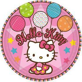 Hello Kitty Party Dinner Plates (8-pack)
