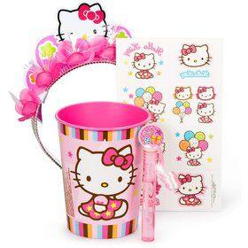 Hello Kitty Party Favor Kit (for 1 Guest)