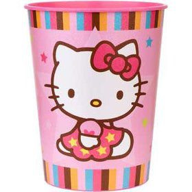Hello Kitty Party Plastic Party Cup (each)