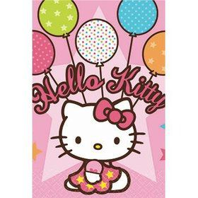 Hello Kitty Party Table Cover (each)