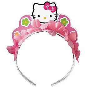 Hello Kitty Party Tiara (each)
