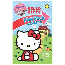 Hello Kitty Playpack Activity Set (Each)