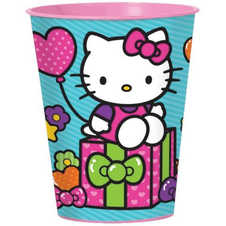 Hello Kitty Rainbow Favor Cups BB421417