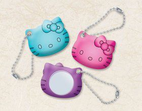 "Hello Kitty Rainbow 2"" Mirror Favor (Each)"