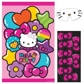 Hello Kitty Rainbow Party Game (Each)