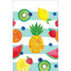Hello Summer Plastic Tablecover (1)